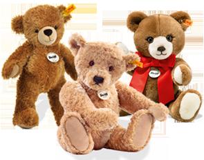 Steiff Teddy Bear Website - Free UK Delivery  Free Gift Box
