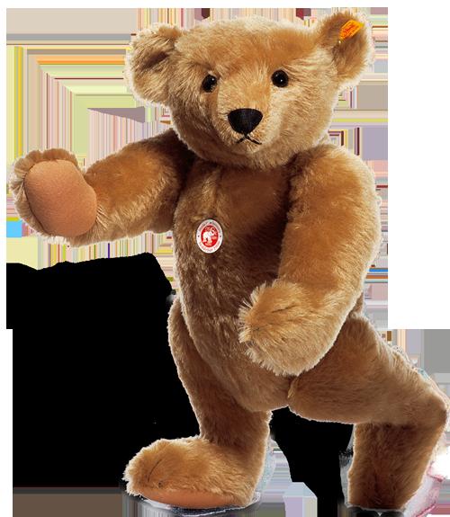 steiff bear 000256