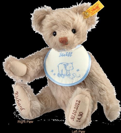 steiff bear 001765