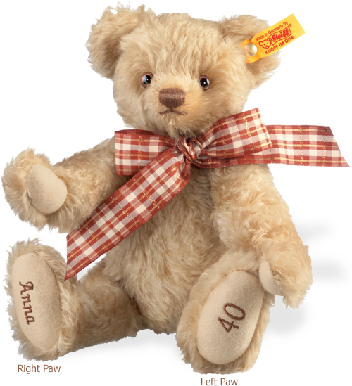 steiff bear 001772