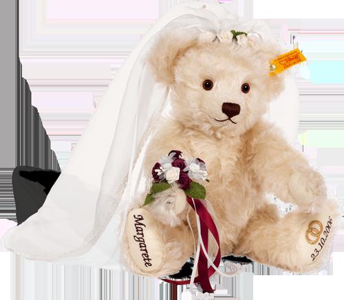 steiff bear 001963