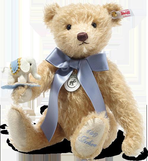 steiff bear 006166