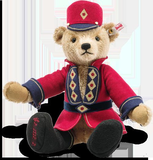 steiff bear 006876