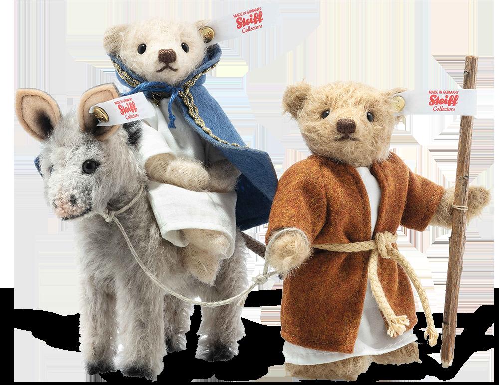 steiff bear 007057