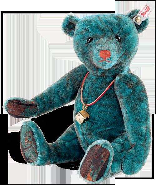 steiff bear 021077