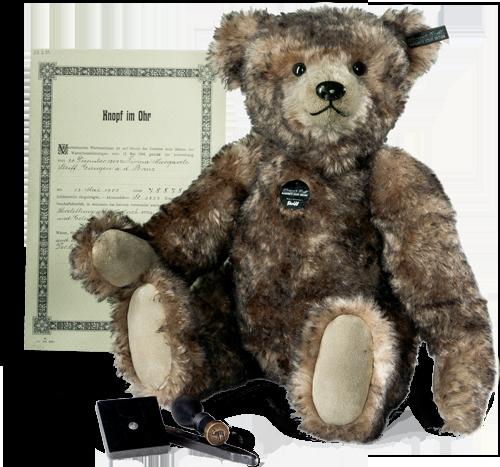 steiff bear 034091