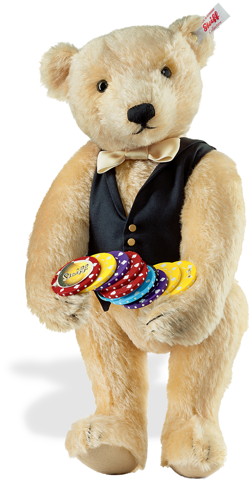 steiff bear 034459