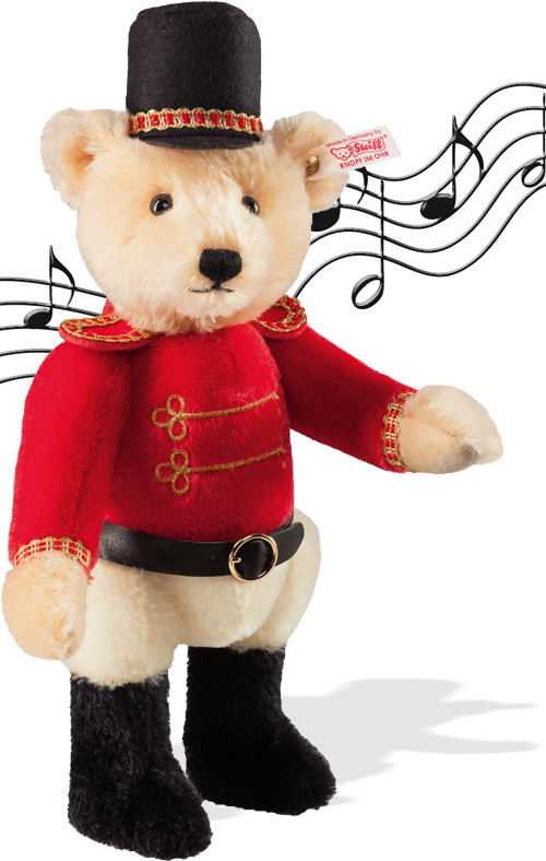 Steiff limited edition teddy Famous 'musical' Teddy Bear ...