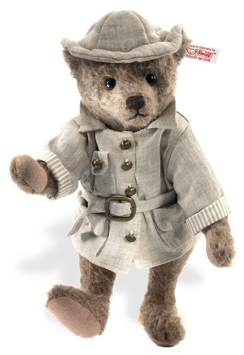 Steiff limited edition teddy Livingstone - Such A Famous Explorer ...