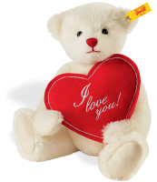 click to see Steiff  Fabian Teddy Bear in detail