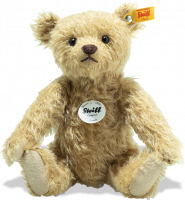 click to see Steiff James Teddy Bear - New For Christmas...... in detail
