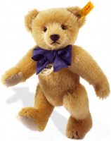 click to see Steiff  Classic 1909 Brass Teddy Bear in detail