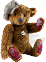 click to see Steiff  Jonathan Macbear Teddy Bear in detail