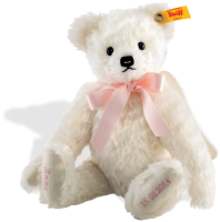 click to see Steiff  Personalised Guardian Angel (pink) in detail