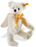 click to see Steiff  Personalised Guardian Angel (yellow) in detail