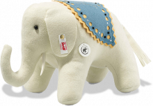 click to see Steiff Little Felt Elephant in detail