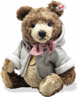 click to see Steiff  Bjorn Grizzly Bear - Sustainably Made Bear in detail