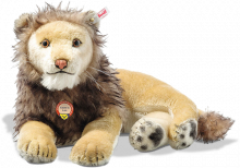 click to see Steiff Claire's Lion in detail
