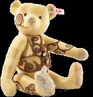 click to see Steiff Designer's Choice Gustav Klimt in detail