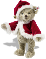 click to see Steiff Christmas Sweet Teddy Bear in detail