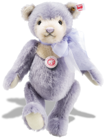 click to see Steiff Laurin Teddy Bear in detail