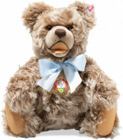 click to see Steiff  Peter's Zotty Teddy Bear in detail