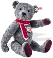 click to see Steiff  Designer's Choice Jackson Teddy Bear (pre-order Now) in detail