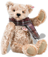 click to see Steiff Willy Teddy Bear in detail