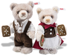 click to see Steiff  Hansel And Gretel - 2 Pieces For Christmas in detail