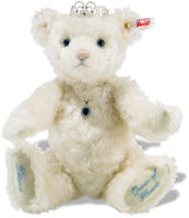 click to see Steiff Princess Diana Teddy Bear in detail