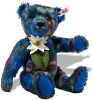 click to see Steiff Designer's Claude Teddy in detail