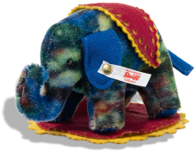 click to see Steiff Designer Mara Little Elephant in detail