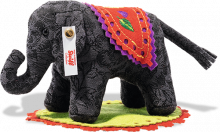 click to see Steiff  Little Elephant Miniature Series in detail