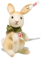 click to see Steiff Mini Rabbit - Wonderful Easter Present in detail