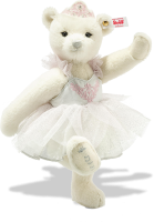 click to see Steiff  Sugar Plum Fairy Teddy Bear in detail