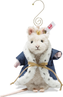 click to see Steiff  Mouse King Ornament in detail