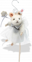 click to see Steiff  Mouse Fairy Ornament in detail