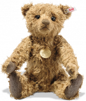 click to see Steiff Hansel Teddy Bear in detail