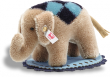 click to see Steiff  Designer's Choice Katrin Little Elephant in detail