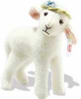 click to see Steiff Lia Lamb in detail