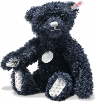 click to see Steiff Teddies For Tomorrow After Midnight Bear in detail
