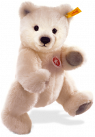 click to see Steiff  Polar Ted in detail