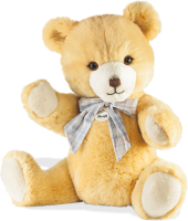 click to see Steiff  Petsy 'big' Cuddly Teddy Bear in detail