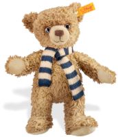click to see Steiff  Carlo Teddy Bear in detail