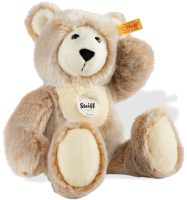 click to see Steiff  Benny Dangling Teddy Bear in detail