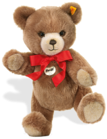 click to see Steiff  Petsy Teddy Bear - Is Fully Jointed in detail