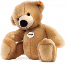 click to see Steiff  Emil Teddy Bear in detail