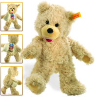 click to see Steiff  Medi-teddy Bear in detail