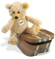 click to see Steiff  Charly Suitcase in detail