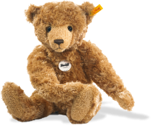 click to see Steiff  George Teddy Bear in detail